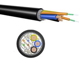 Hybridkabel, Netzwerkverkabelung