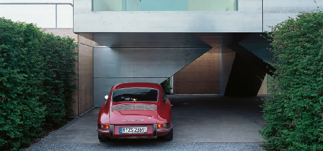 Smarthome Garage